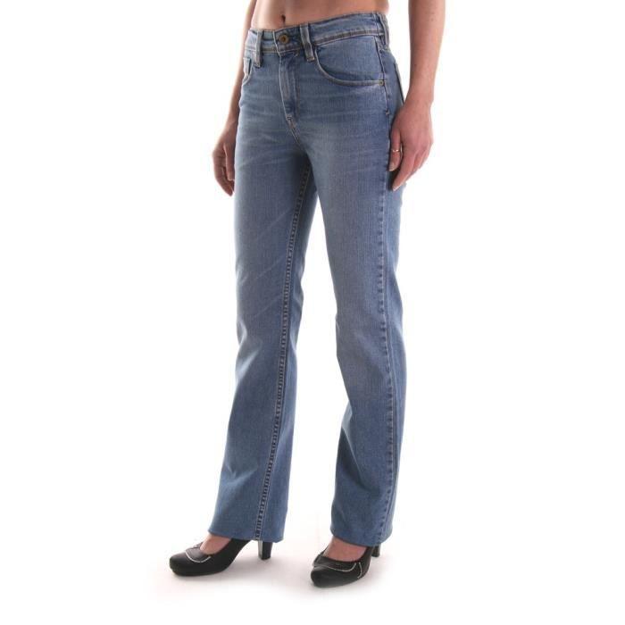 jeans levis 627 bleu femme coupe bleu achat vente. Black Bedroom Furniture Sets. Home Design Ideas