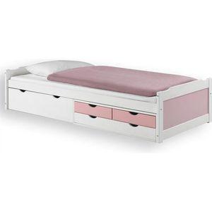 Tete de lit avec rangement achat vente tete de lit avec rangement pas che - Lit simple avec rangement ...