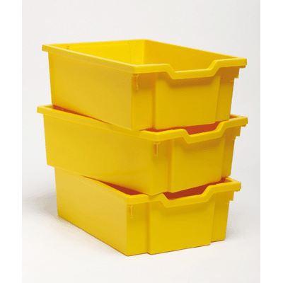 bacs en plastique pour 78669 et 78670 lot de 3 achat vente boite de rangement plastique. Black Bedroom Furniture Sets. Home Design Ideas