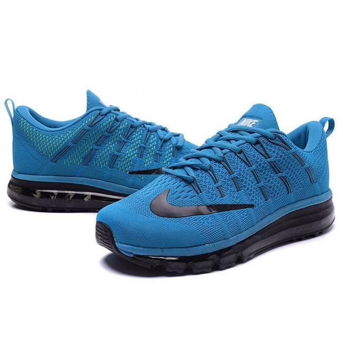 Nike Air Max 2016 Bleu Noir