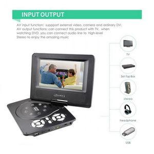 lecteur dvd portable 2 ecran achat vente lecteur dvd portable 2 ecran pas cher les soldes. Black Bedroom Furniture Sets. Home Design Ideas