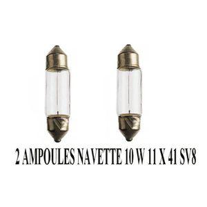 Ampoule navette 12v 8w achat vente ampoule navette 12v - Ampoule 12v 10w ...