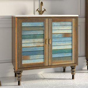meuble salle de bain avec vasque et pied achat vente meuble salle de bain avec vasque et. Black Bedroom Furniture Sets. Home Design Ideas