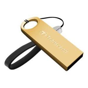 CLÉ USB Transcend - 8GB JETFLASH 520 GOLD  TS8GJF520G