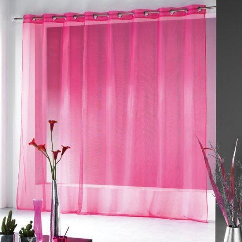 voilage a oeillets 300x240 cm maille moustiquai achat. Black Bedroom Furniture Sets. Home Design Ideas