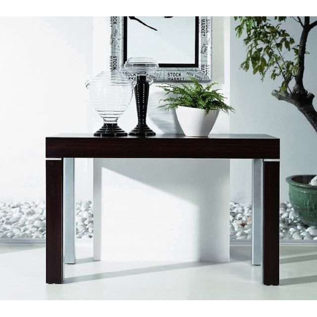 Impressive TABLE CONSOLE EXTENSIBLE STACY WENGE 5 ALLONGES 640 x 640 · 46 kB · jpeg