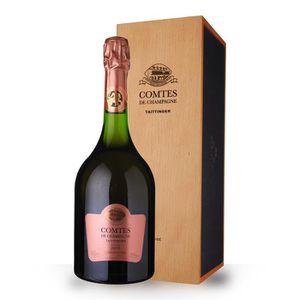 CHAMPAGNE Taittinger Comtes de Champagne 2006 Rosé 75cl - Co