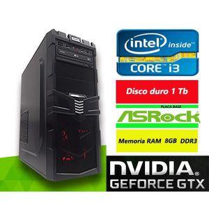 CLIENT LÉGER ORDINATEUR Premium CONSOLE KILLER i3  Intel® Core™
