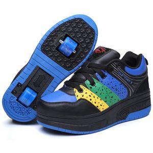 BASKET Heelys Enfants Chaussures à Roulettes Garçons Fill