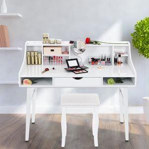 meuble maquillage achat vente meuble maquillage pas cher les soldes sur cdiscount cdiscount. Black Bedroom Furniture Sets. Home Design Ideas