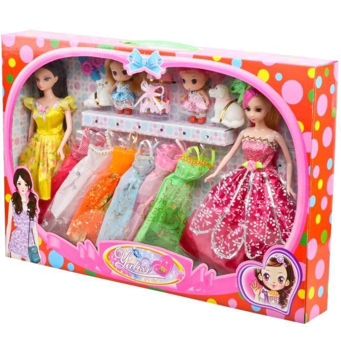 Page 14 : Accessoires de barbie achat vente pas cher cdiscount ...