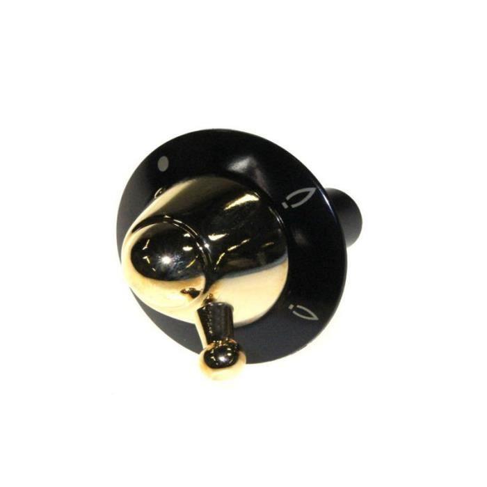 79x9726 manette bouton gaz noire achat vente pi ce for Appareil de cuisson 5 en 1