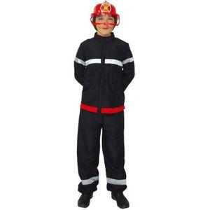 panoplie pompier enfant achat vente jeux et jouets pas chers. Black Bedroom Furniture Sets. Home Design Ideas