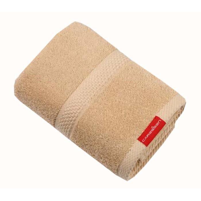 Absorbant en coton doux de haute qualit de lavage visage for Linge de maison haute qualite