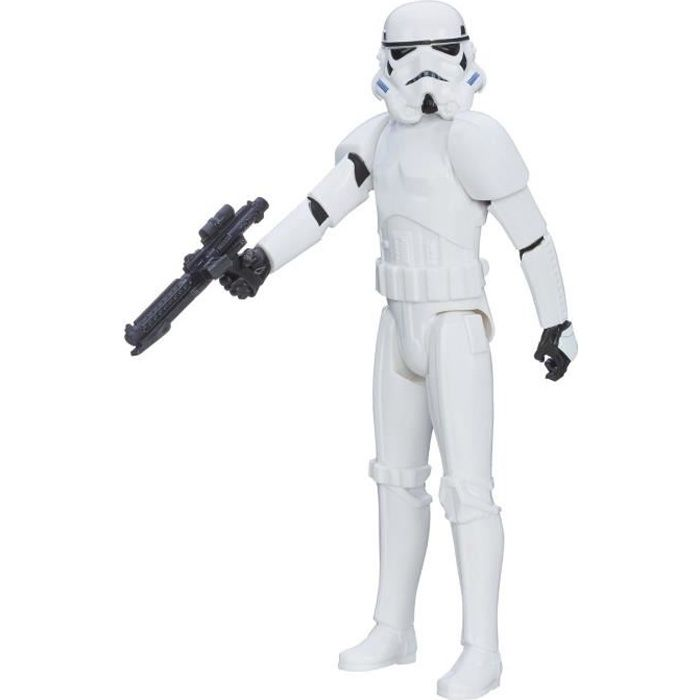 hasbro figurine star wars stormtrooper 30cm achat vente figurine personnage cdiscount. Black Bedroom Furniture Sets. Home Design Ideas