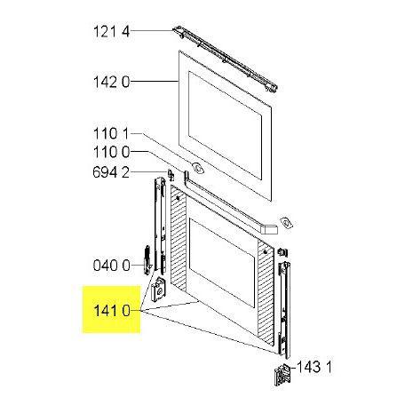 481245059636 vitre porte de four exterieur achat for Porte vitre exterieur