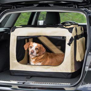 caisse de transport pour grand chien achat vente. Black Bedroom Furniture Sets. Home Design Ideas