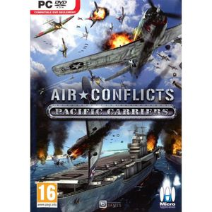 JEU PC AIR CONFLICTS PACIFIC CARRIERS /Jeu PC