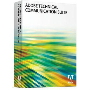 CRÉATION NUMÉRIQUE Adobe Technical Communication Suite - version 1.3