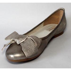 chaussure en cuir ballerine femme achat vente pas cher cdiscount. Black Bedroom Furniture Sets. Home Design Ideas