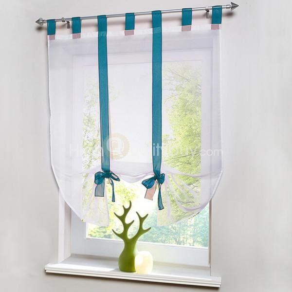 vert fonc n uds papillons fen tre rideaux de ballons accueil salon cuisine salle de bain. Black Bedroom Furniture Sets. Home Design Ideas