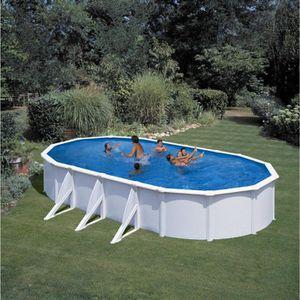 Piscine hors sol acier ovale achat vente piscine hors sol acier ovale pas - Piscine hors sol acier pas cher ...