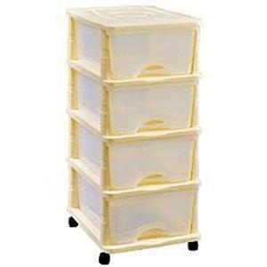 Tour rangement plastique achat vente tour rangement - Colonne rangement plastique ...