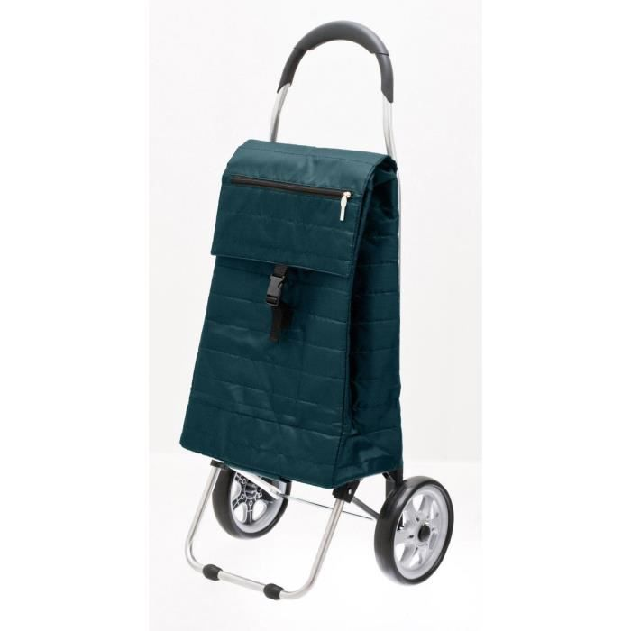 chariot de courses roulettes davidt 39 s tiksi turquoise. Black Bedroom Furniture Sets. Home Design Ideas