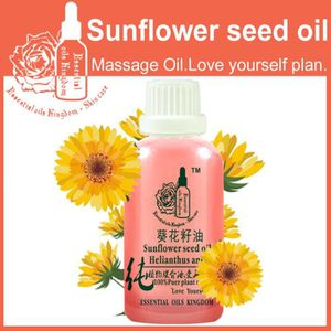 HUILE - LAIT MASSAGE 100% huile végétale pure Huile de tournesol 100ml
