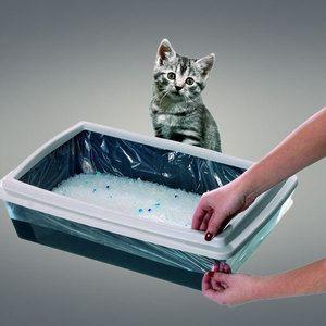 Sacs a litiere pour chat achat vente sacs a litiere - Litiere pas cher pour chat ...