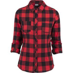 chemise a carreaux noire et rouge achat vente chemise a carreaux noire et rouge pas cher. Black Bedroom Furniture Sets. Home Design Ideas