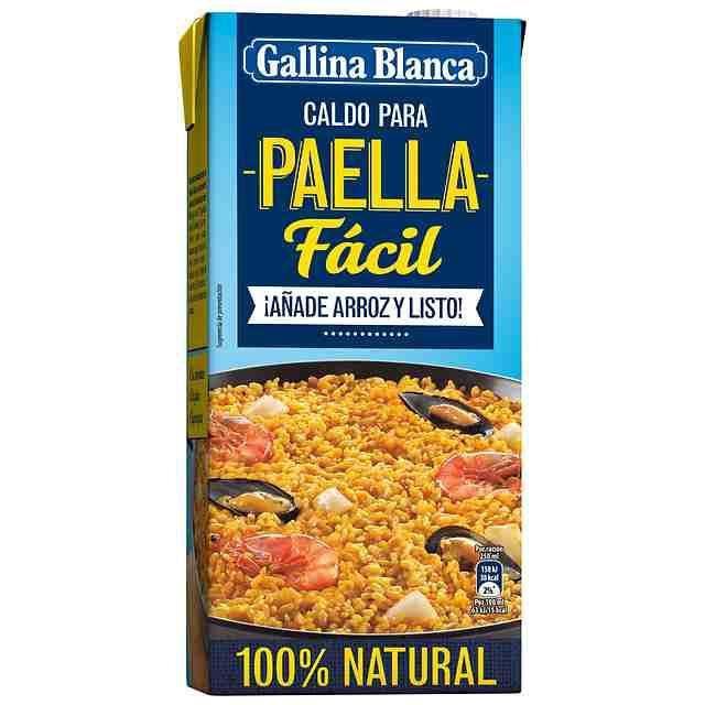BOUILLON - FOND SAUCE Bouillon pour Paella 1 L
