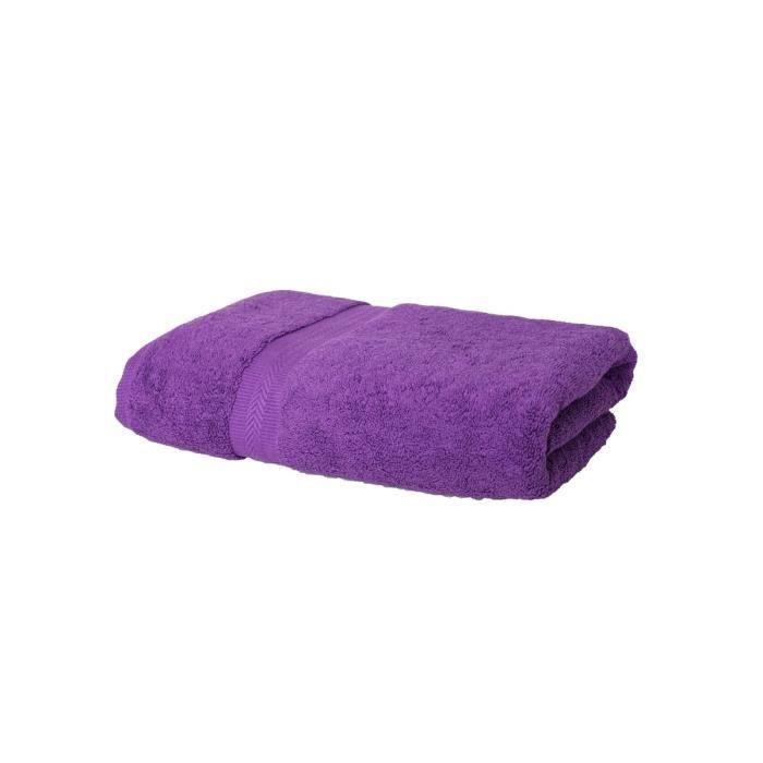 drap de bain collection prestige 800g par m2 achat vente serviettes de bain cdiscount. Black Bedroom Furniture Sets. Home Design Ideas