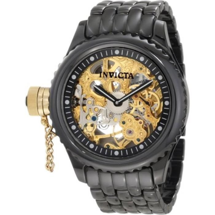 montre invicta achat vente montre montre invicta prix doux 2009932297739 cdiscount. Black Bedroom Furniture Sets. Home Design Ideas