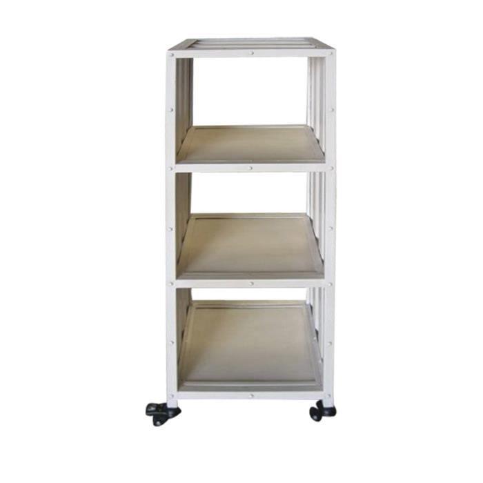 tag re 3 niveaux anglais achat vente meuble tag re tag re 3 niveaux anglais cdiscount. Black Bedroom Furniture Sets. Home Design Ideas