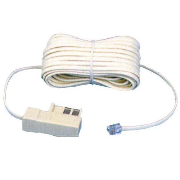 cable telephonique rj12 mc101 2m achat vente c ble r seau cable telephonique cdiscount. Black Bedroom Furniture Sets. Home Design Ideas