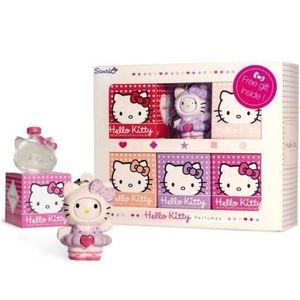 COFFRET CADEAU PARFUM Coffret 5 miniatures eau de toilette Hello Kitty