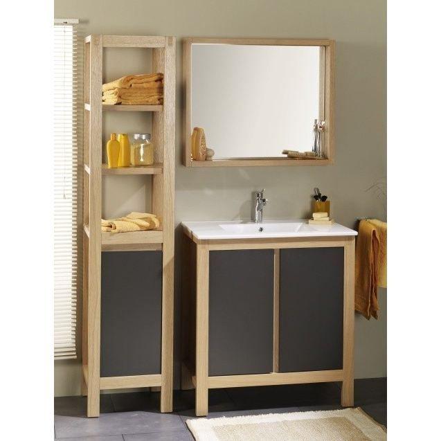 Fabriquer colonne salle de bain meuble de salon contemporain for Fabriquer une colonne de salle de bain