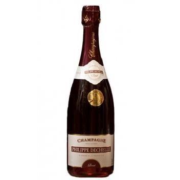 vin rose champagne