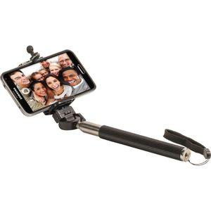 KONIG Perche Bâton pour selfie extensible avec poignée antidérapante et lani?re de sécurité