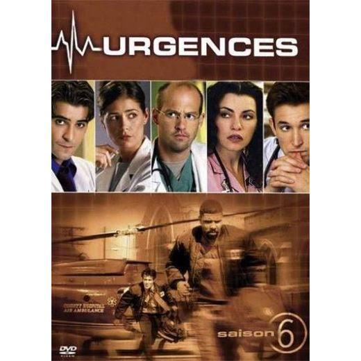 Urgences saison 6 en français