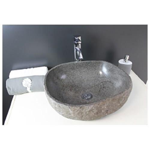 vasque riva naturelle 224 poser 30 cm achat vente lavabo vasque vasque riva