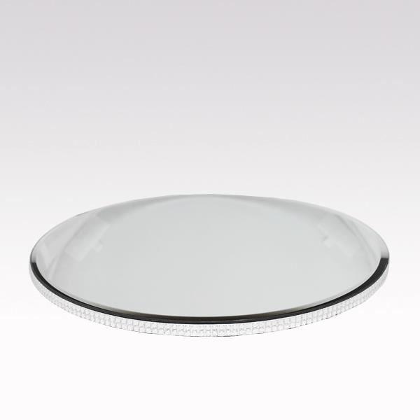 plat tarte rond miroir diam 39 s achat vente plat de. Black Bedroom Furniture Sets. Home Design Ideas