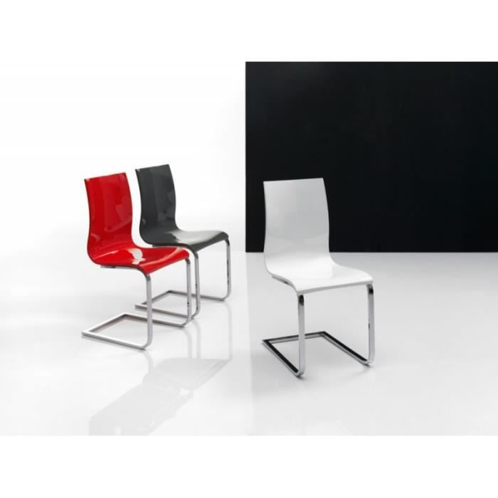 Buffet Red Edition  Red Edition  meubles design chaise