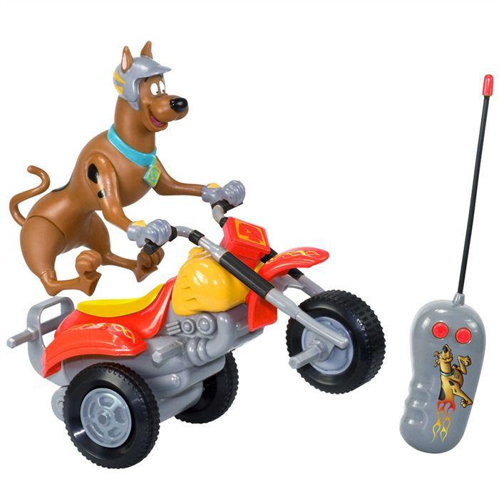 Scooby doo la moto radio command e achat vente voiture camion scooby doo la moto r c - Scooby doo voiture ...