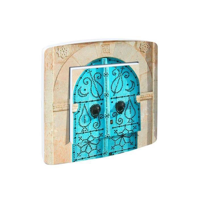 interrupteur decore porte du maroc achat vente interrupteur cdiscount. Black Bedroom Furniture Sets. Home Design Ideas