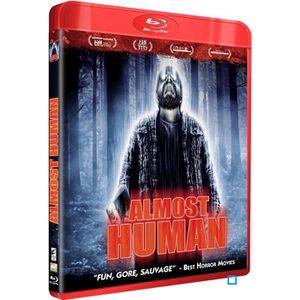 BLU-RAY FILM Blu-Ray Almost human