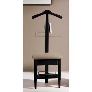 Chaise Valet De Chambre Blanc - Maison Design - Wealthifly.com