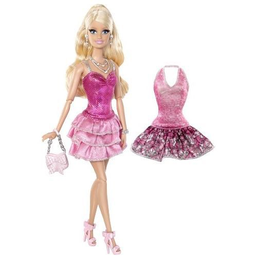 Barbie y7437 poup e barbie achat vente poup e - Le chat de barbie ...