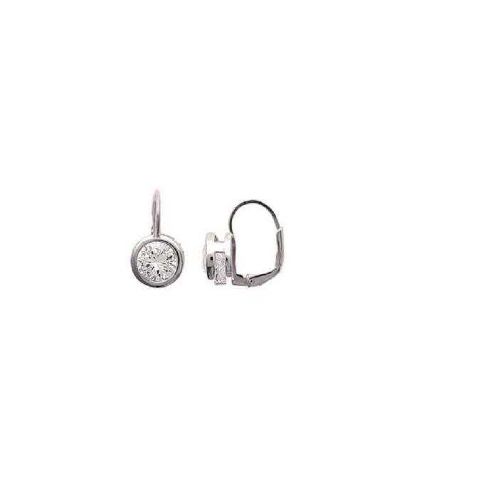 boucles d 39 oreille argent dormeuse achat vente boucle d 39 oreille boucles d 39 oreille argent do. Black Bedroom Furniture Sets. Home Design Ideas